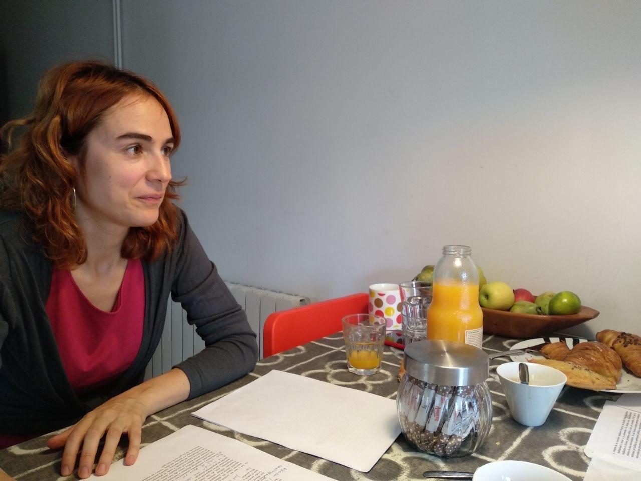 """Gemma Ubasart: """"El debat no està en el model federal o confederal, sinó en si reconeixes la plurinacionalitat o no"""""""