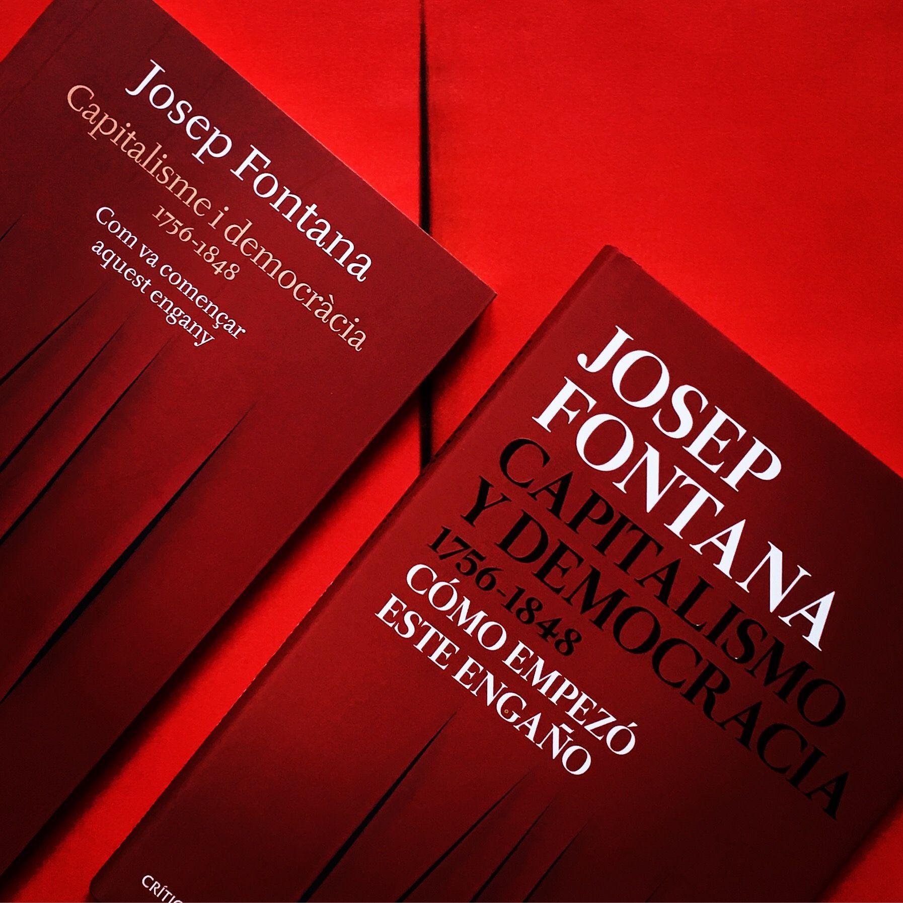 Ressenya de 'Capitalisme i democràcia 1756-1848. Com va començar aquest engany', de Josep Fontana
