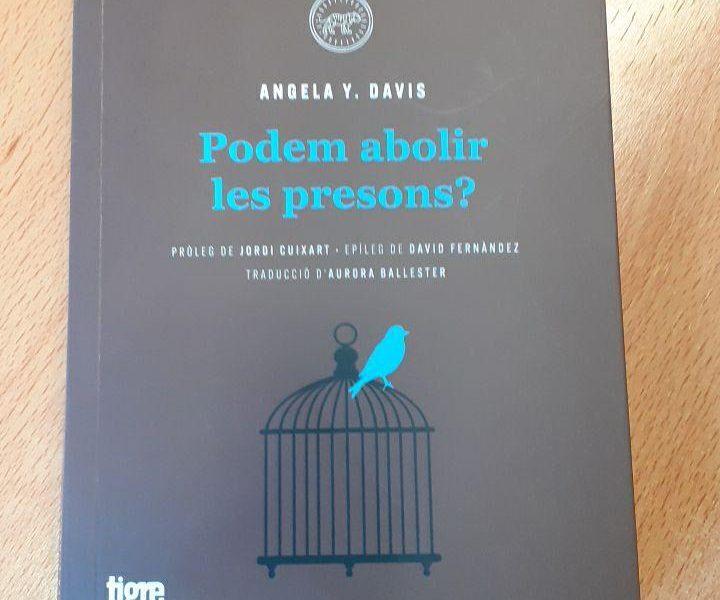 Ressenya de Podem abolir les presons?, d'Angela Y. Davis