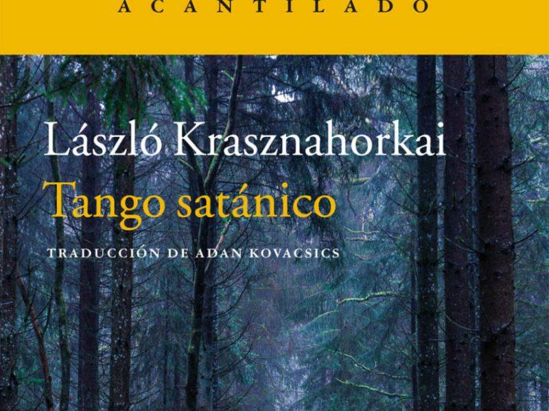 Sobre la novel·la Sátántangó (1985)