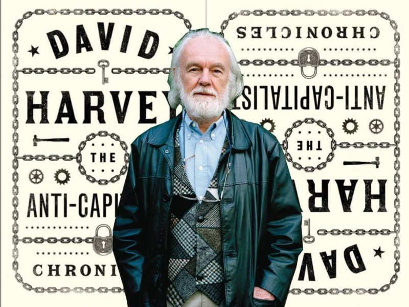 David Harvey 's Anti-capitalist chronicles. Un relato reformista de escenarios emancipatorios