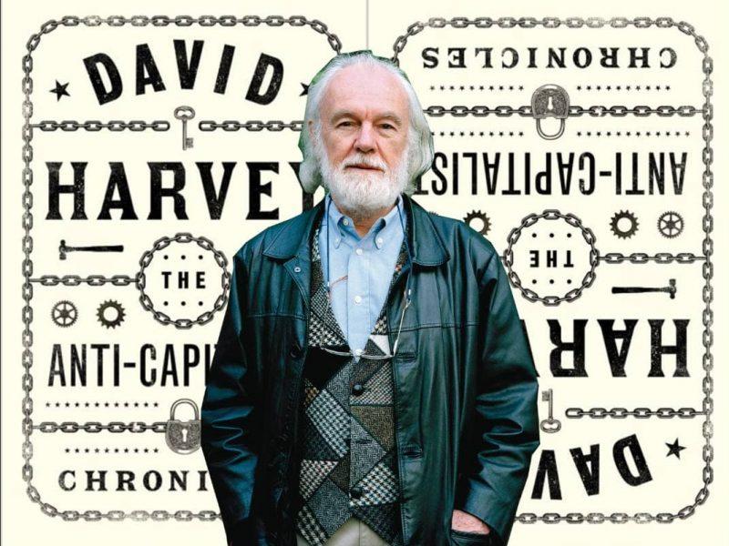 David Harvey 's Anti-capitalist chronicles. Un relato reformista de escenarios emancipatorios