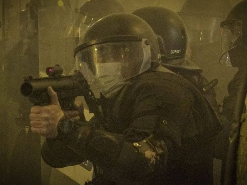 ¿Qué modelo policial? Del foam a las garantías