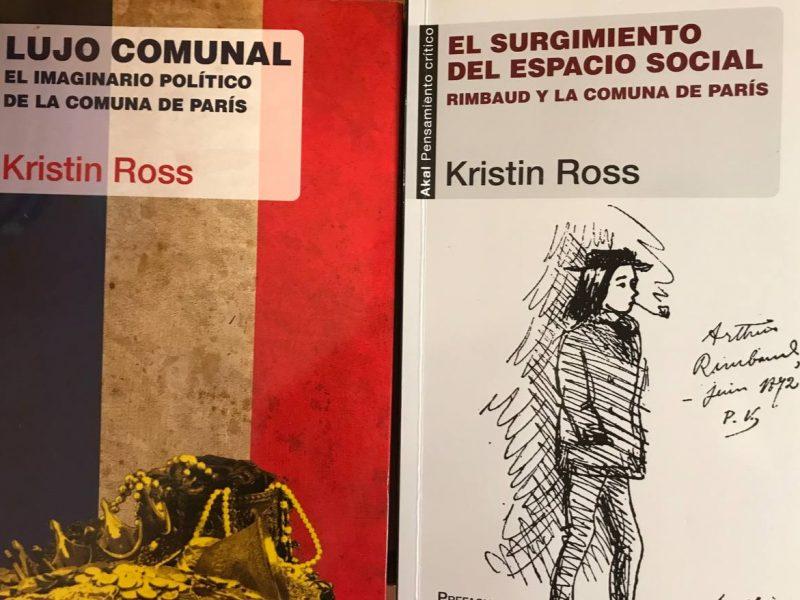 La Commune, el lujo y Rimbaud